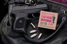 At the National Association of Sporting Goods Wholesalers show in October, Hornady introduced a number of new products that will be available in 2015. Among them is the new Critical Defense Lite round in 9mm. The new load uses an FTX bullet – a hollowpoint with a polymer plug – like the other Critical Defense … Read More …