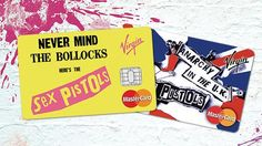 Buy a Joe Strummer replica guitar with a Sex Pistols credit card because layers upon layers of irony