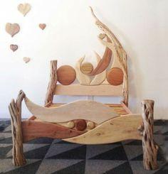 handmade-wooden-deisgner-bed