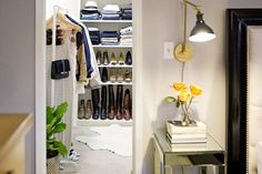 7 Great Ways To Store Boots | Apartment Therapy