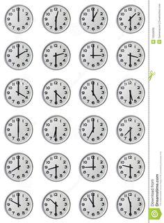 Resultado de imagen de horas