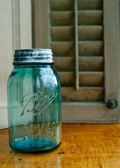 Another beautiful Ball jar photograph.
