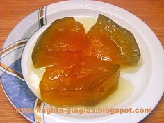 Πεπόνι γλυκό του κουταλιού - από «Τα φαγητά της γιαγιάς»