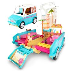 Barbie Dog Search car