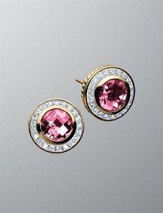 $3,000 something Yurman earrings, pleaseeeee Daddy?
