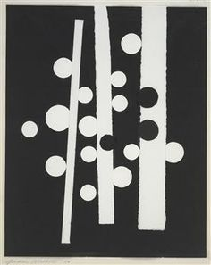 Untitled - Gordon Walters 1960 - Collections Online - Museum of New Zealand Te Papa Tongarewa