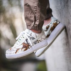 Nike Air Force 1 07 Nike Air Force 1 07 Lv8 3 Realtree Camo White