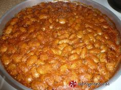Greek Recipes, Chana Masala, Macaroni And Cheese, Main Dishes, Beans, Food And Drink, Cooking Recipes, Vegetables, Ethnic Recipes