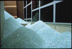 Art/Architecture/Music – Page 2 – La Vie des Bricoles Maya Lin, Vietnam Veterans Memorial, Shattered Glass, Broken Glass, Music Page, Installation Art, Art Installations, Deck Design, Art Google