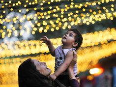 Every year, Diwali revelers light up the skies with fireworks and their homes with candles and lanterns in celebration of the five-day festival of lights. It's celebrated by Hindus, Sikhs, and Jains alike, starting this year on Wednesday, November 11.