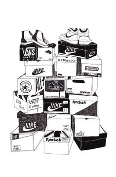 Vans Wallpaper: スニーカーIm suppose to have this many new sneakers now at Walit house. Sneakers Wallpaper, Nike Wallpaper, Iphone Wallpaper, Wallpaper Art, Converse Wallpaper, Foto Top, Hypebeast Wallpaper, Sneaker Art, Hip Hop Art