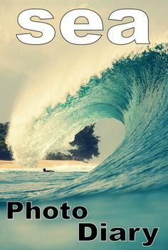 世界の海や水が見える風景写真日記|電子看板おじゃまサイトリスト