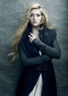 Willow Shields / photoshop by Ricky Middlesworth
