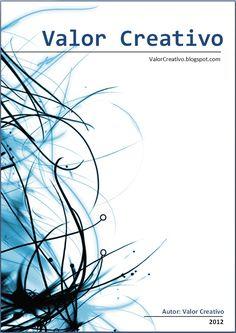 portadas de word | Plantilla 12 - Word 2003, 2007 y 2010 (01/05/2012):