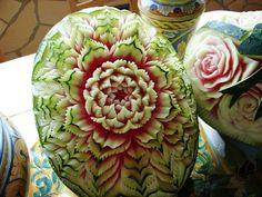 Top 29 des photos de sculptures sur fruits impressionnantes | Topito