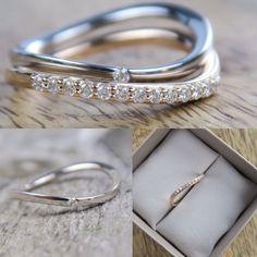 Diese Diamantringe versprühen pure Eleganz und Leichtigkeit!