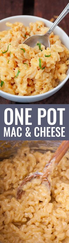 One Pot Mac & Cheese VORSICHT! Dieses Gericht ist zwar simpel zu machen, braucht… One Pot Mac & Cheese CAUTION! Although this dish is simple, it needs a lot of attention. You have to stir constantly. Lunch Recipes, Pasta Recipes, Crockpot Recipes, Chicken Recipes, Dinner Recipes, Camping Recipes, Camping Hacks, Camping Meals, Group Camping