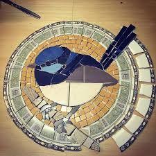 Resultado de imagen de blue wren mosaic