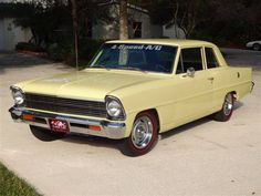 Displaying 14 total results for classic Chevrolet Chevy II Vehicles for Sale. Best Muscle Cars, American Muscle Cars, Pontiac Gto, Chevrolet Camaro, Chevy Nova, Nova Car, Yellow Car, Classic Chevrolet, Street Racing
