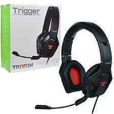 Tritton trigger headset Xbox one or 360
