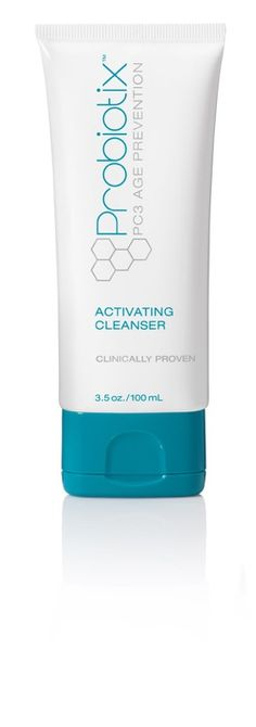 ProBiotix Activating Cleanser: Refreshes and hydrates as it cleanses away surface impurities and makeup for a healthier, more radiant appearance!
