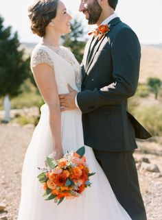 Classic vineyard wedding with a pop of color: http://www.stylemepretty.com/2014/07/30/classic-vineyard-wedding-with-a-pop-of-color/   Photography: http://emthegem.com/