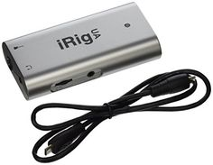 IK Multimedia iRig UA Digital Effekt