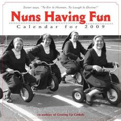 nuns having fun; I basically created this entire board for pins that make me think of @Corie Dean