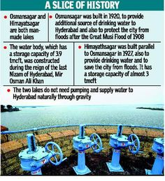 HMWSSB mulls linking two city lakes to proposed reservoir