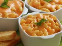 We've gone off the beaten path of mac and cheese recipes. If you love pumpkin, this Cheezy recipe is a must-try!