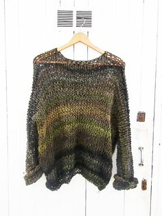 Women sweater   knitted  casual loose sweater