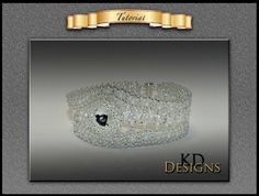 Tutorial/pattern for Crystal by KDDesignsbyKDevine on Etsy