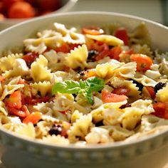 Pasta Salad recipe snapshot