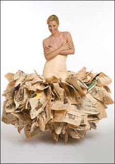 Recycled Fashion and The Designers: Gary Harvey