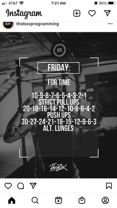 Calisthenics Workout Routine, Crossfit Gear, Instagram R, 4 Life, Body Weight, At Home Workouts, Circuit, Paleo, Sport