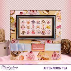 Afternoon Tea - Hunkydory | Hunkydory Crafts
