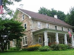 Lancaster House Rental: Bird In Hand, Pa - Amish Area - 1790 Historic Fieldstone Home W/pool   HomeAway