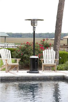The Copper Commercial Patio Heater Is The Most Powerful Patio Heater On The  Market, With An Output Of An Amazing 46,000 BTUu0027s.