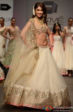 By Tarun Tahiliani# Lakme Fashion Week 2014