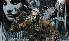 NYCC 2013: The Witcher Comes To Dark Horse Comics W.B.