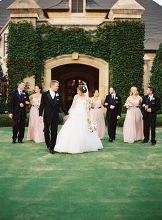 #PalePink :) #bridesmaids #weddingcolors