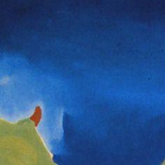 Helen Frankenthaler pintura
