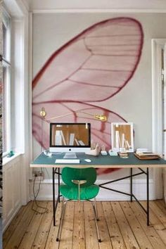 Quien se anima a cambiar su casa? Fotomurales 15 ideas - Who are encouraged to change your home? 15 Murals Ideas