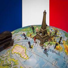 PARIS on High Alert