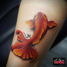 #fish #tattoo #lamagratattoo