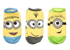 Despicable Me 2 Minions Full Face Youth No Show Socks - 3 Pack, http://www.amazon.com/dp/B00E6BQVOI/ref=cm_sw_r_pi_awd_pMLdsb0XSSY9R
