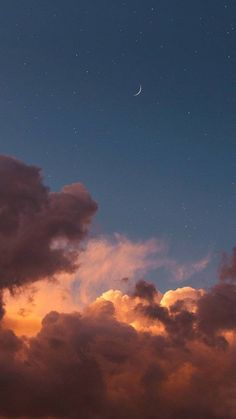 iPhone Wallpaper Quotes from Uploaded by user Wallpaper Pastel, Night Sky Wallpaper, Cloud Wallpaper, Sunset Wallpaper, Iphone Background Wallpaper, Aesthetic Pastel Wallpaper, Aesthetic Backgrounds, Tumblr Wallpaper, Aesthetic Wallpapers