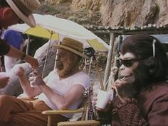 Behind-the-Scenes Planet Of The Apes