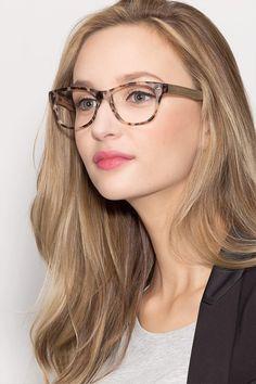 b3b00d3c67 Ivory Tortoise Wayfarer Prescription Eyeglasses-Medium Full-Rim Acetate  Eyewear-Amber