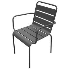"""Résultat de recherche d'images pour """"fauteuil jardin métal"""""""